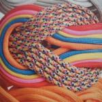 шнур плетеный полиамидный